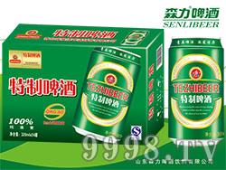 青奥特制啤酒320mlX24罐