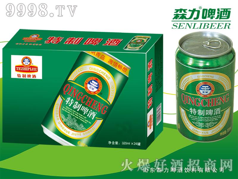 森力特制啤酒320mlX24罐