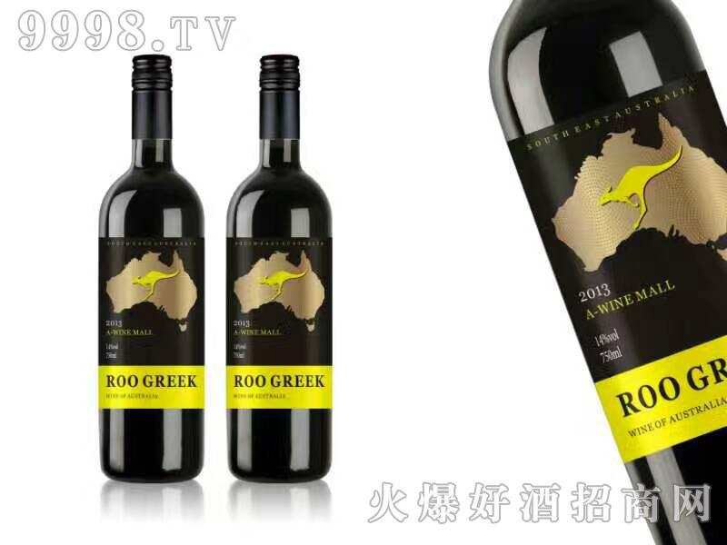 袋鼠赤霞珠干红葡萄酒