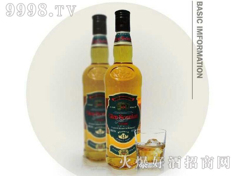 沙朗5年威士忌