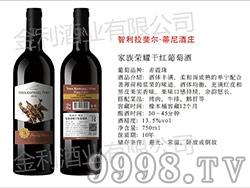 家族荣耀干红葡萄酒