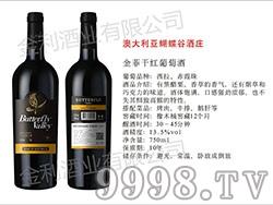 金菲干红葡萄酒