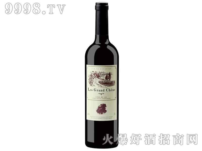 法国橡树河畔干红葡萄酒