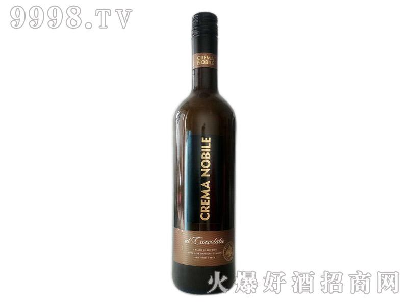 贵族奶油巧克力风味葡萄酒