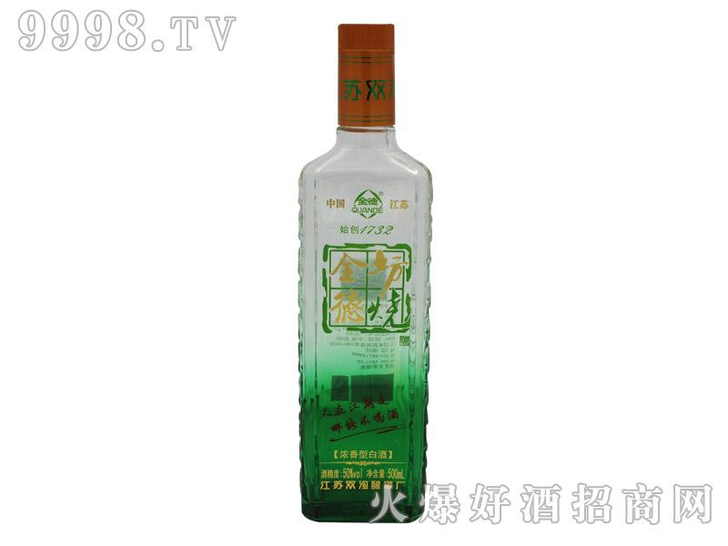 全德坊烧酒(绿)