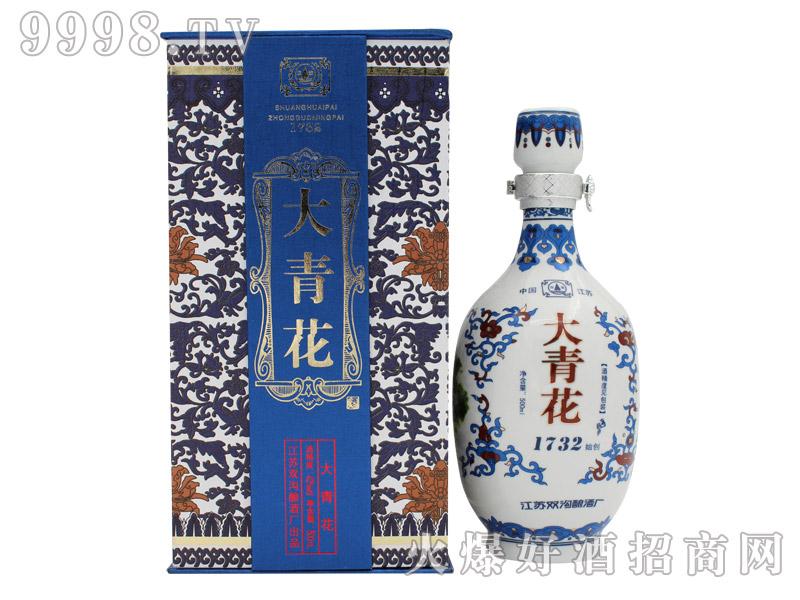 大青花酒・1732