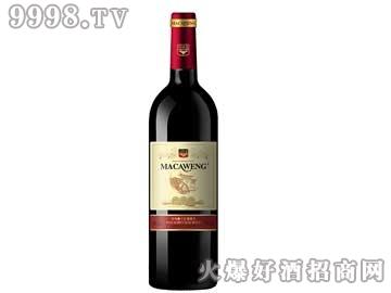 黄玛咖干红葡萄酒