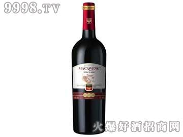 紫玛咖干红葡萄酒