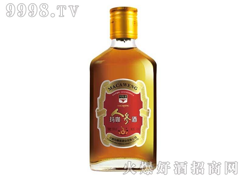 玛咖人参酒125ML