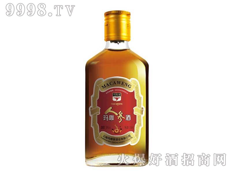 玛咖人参酒258ML