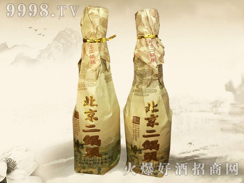 京坛北京二锅头酒(纸包装)52°