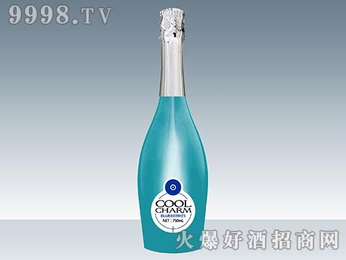 酷魅起泡酒 蓝莓味