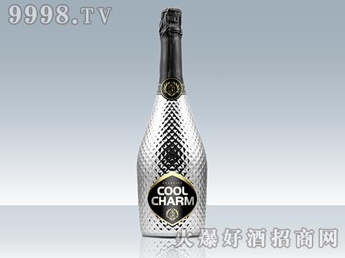 酷魅起泡酒 钻石银瓶