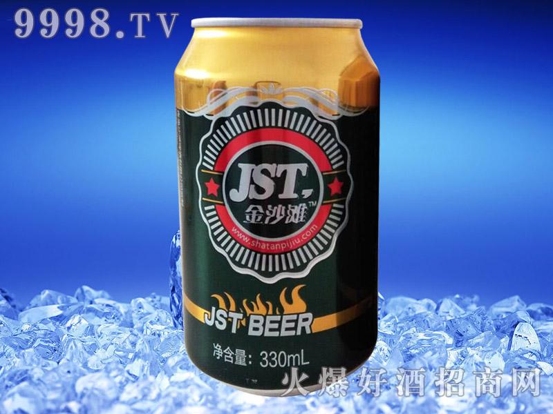 金沙滩啤酒330ml(罐装)