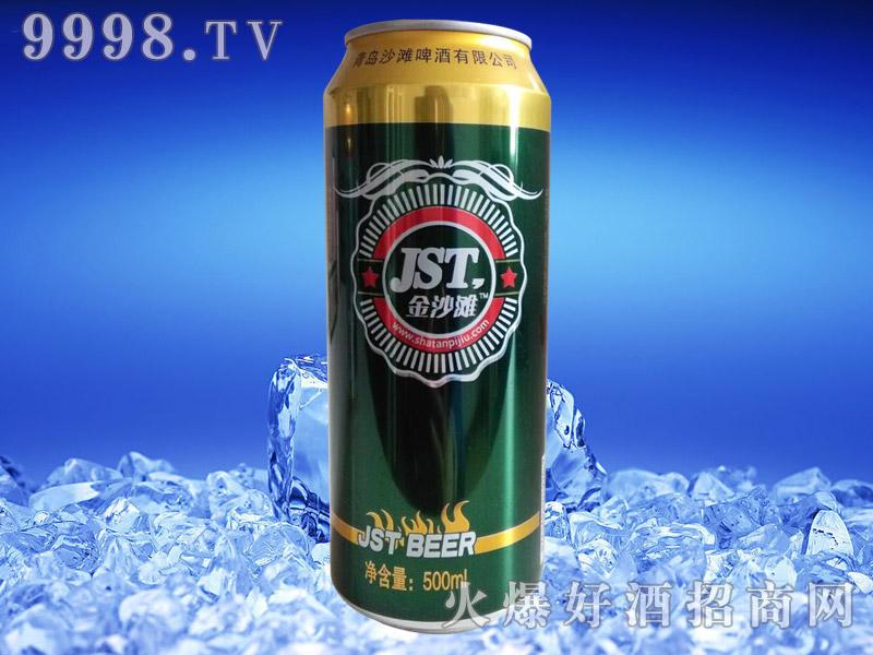 金沙滩啤酒500ml(罐装)