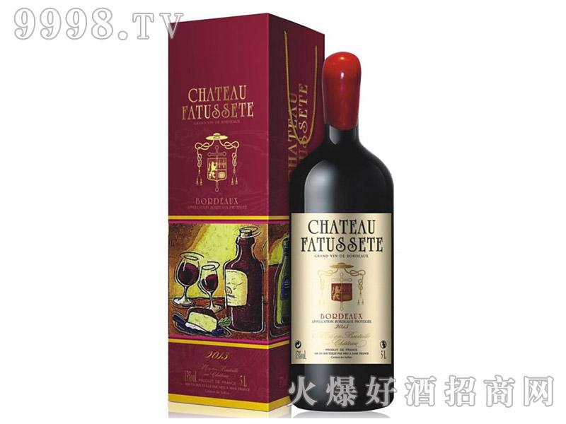 法图思堡珍藏干红葡萄酒