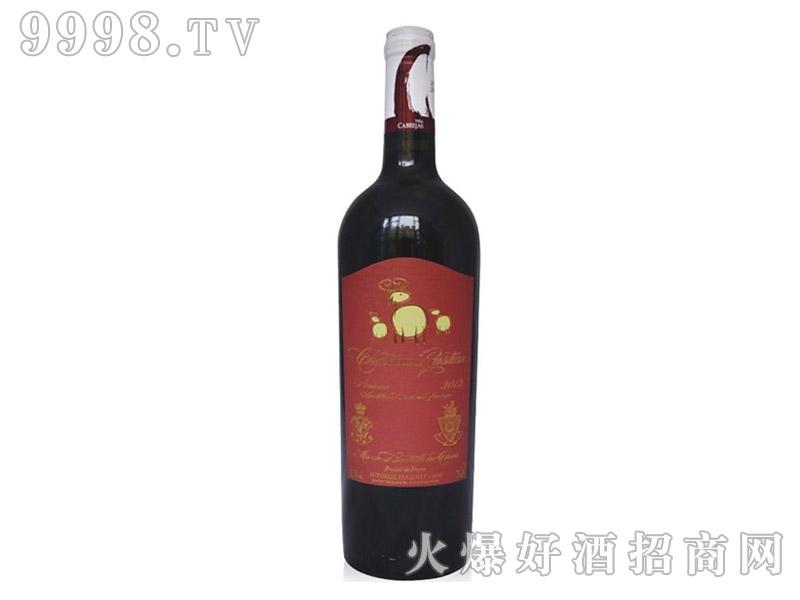 露丝卡AOP干红葡萄酒