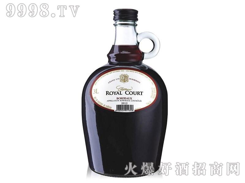 宫廷干红葡萄酒