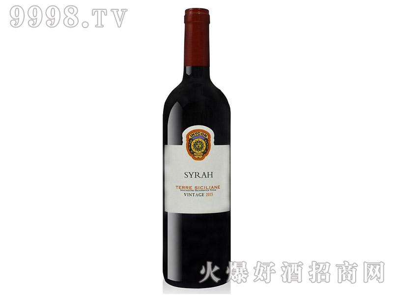 英尼康西拉干红葡萄酒