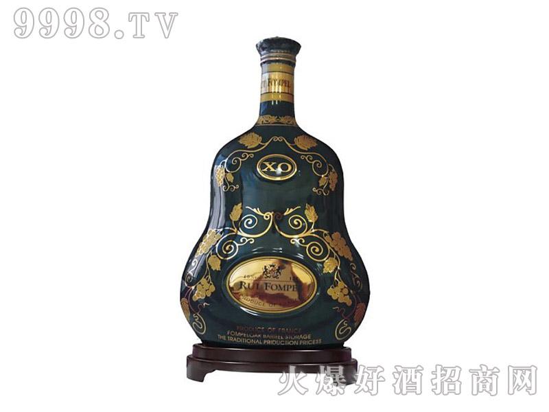 路易芳倍XO陶瓷瓶12L(葫芦瓶)