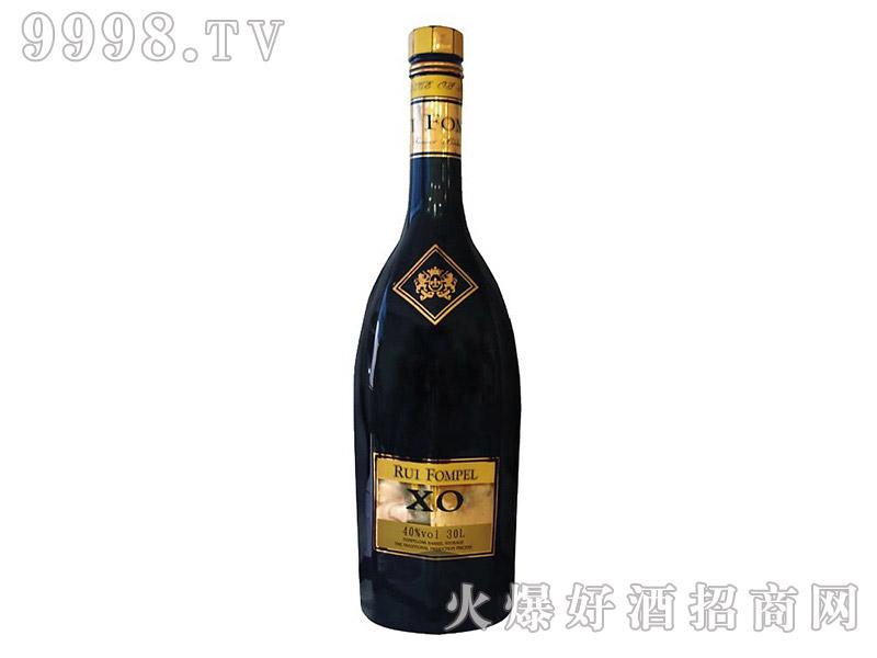 路易芳倍XO陶瓷瓶6L、30L(八角圆瓶)