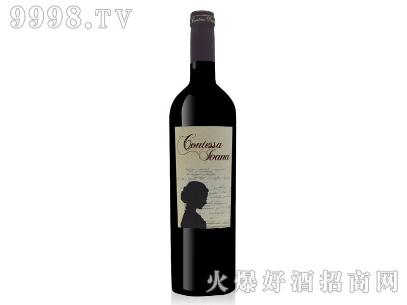 伯爵夫人干红葡萄酒