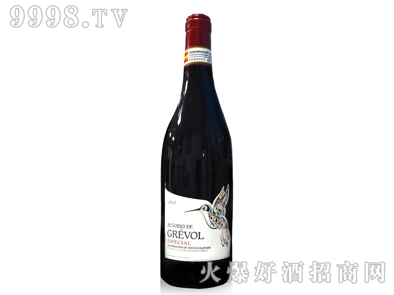 格雷沃经典干红葡萄酒