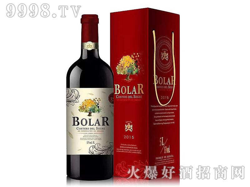 宝拉5L干红葡萄酒