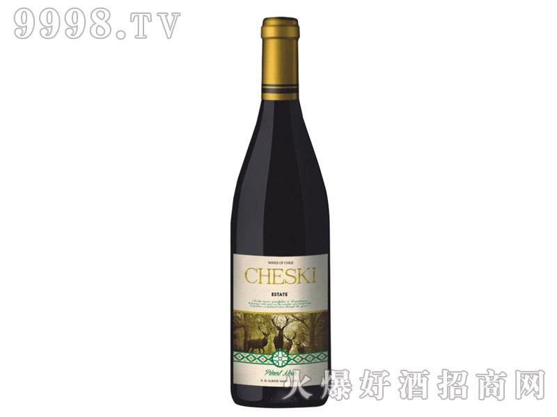 奇思黑皮诺干红葡萄酒