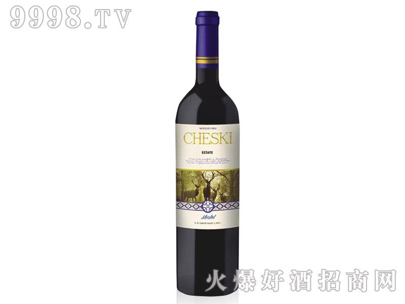 奇思梅洛干红葡萄酒