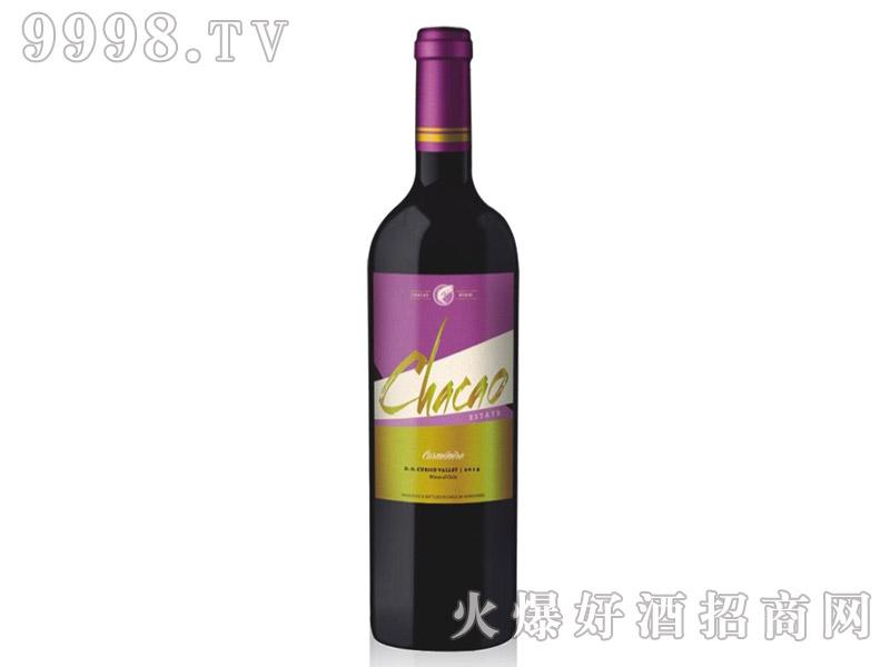 查奥佳美娜干红葡萄酒