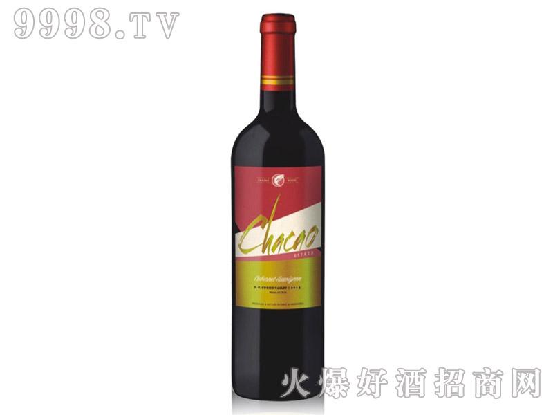 查奥赤霞珠干红葡萄酒
