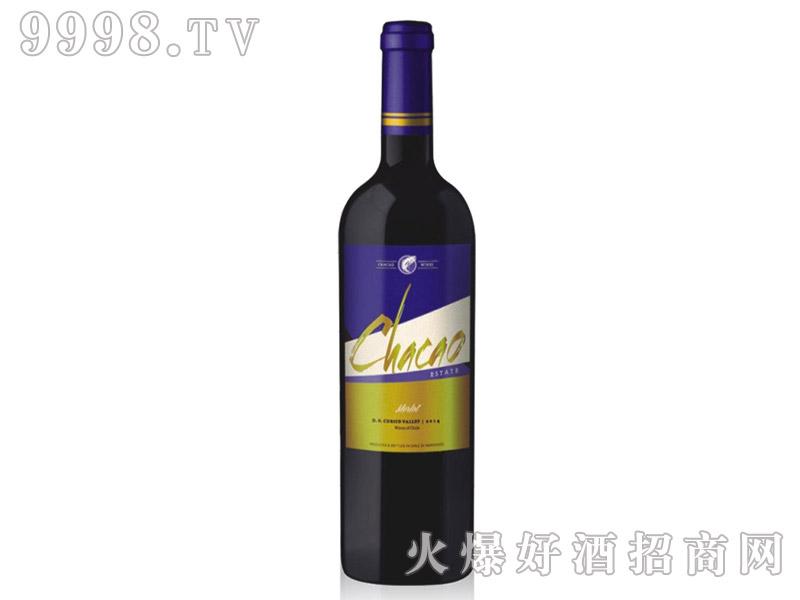 查奥梅洛干红葡萄酒