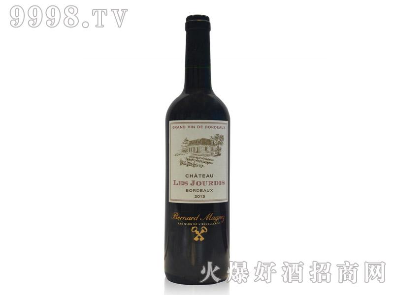 朱蒂城堡干红葡萄酒