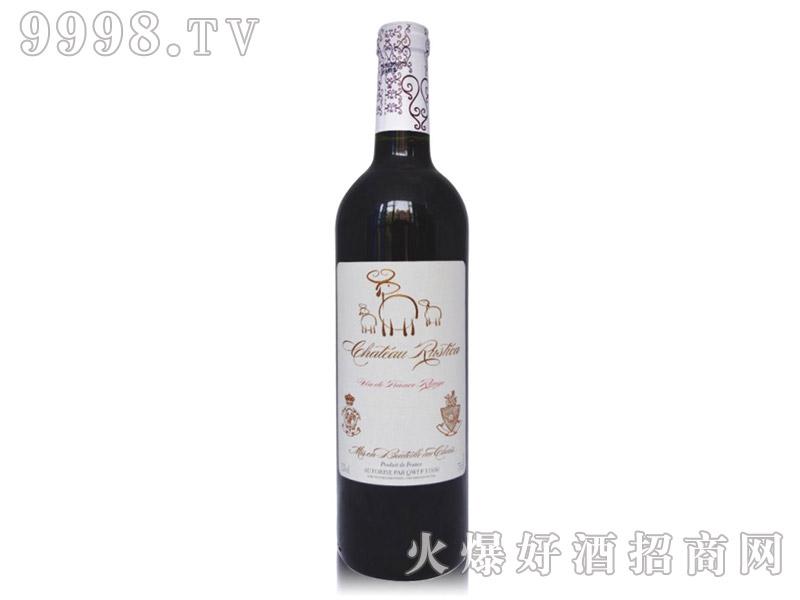 露丝卡VDF干红葡萄酒