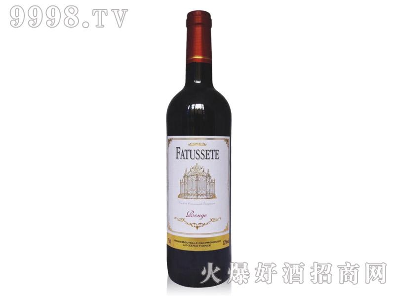 法图思堡干红葡萄酒