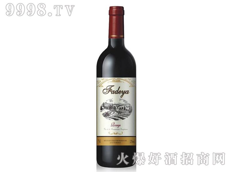 法德雅干红葡萄酒