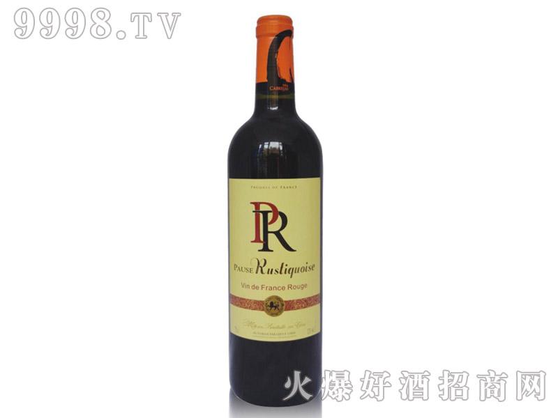 堡思VDF干红葡萄酒