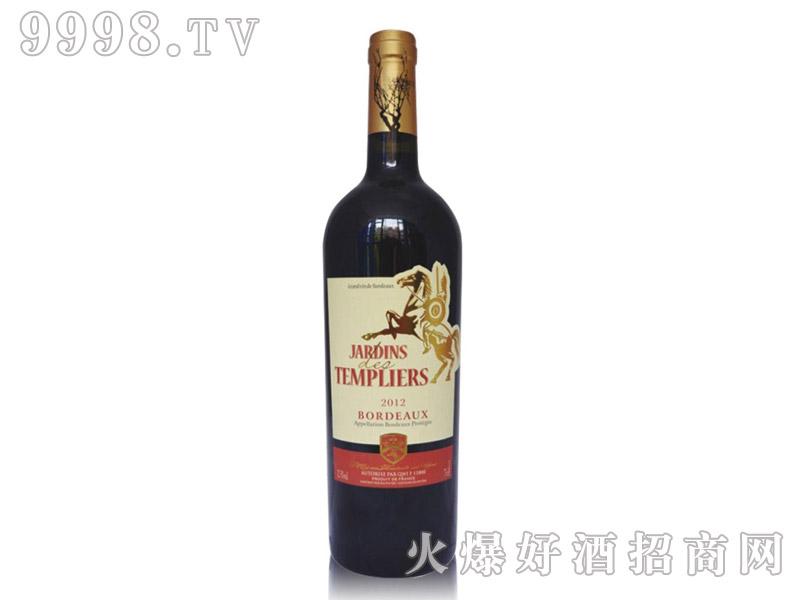 花园骑士AOP干红葡萄酒