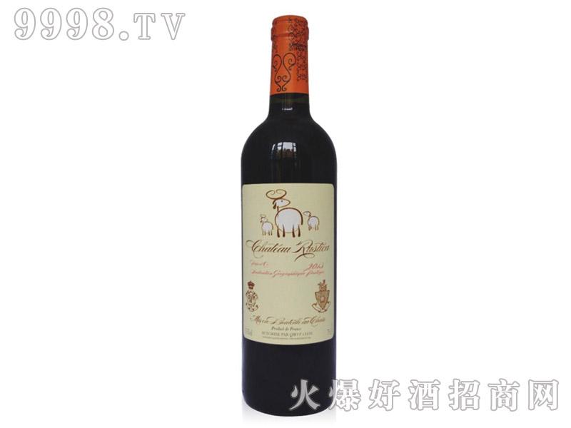 露丝卡IGP干红葡萄酒