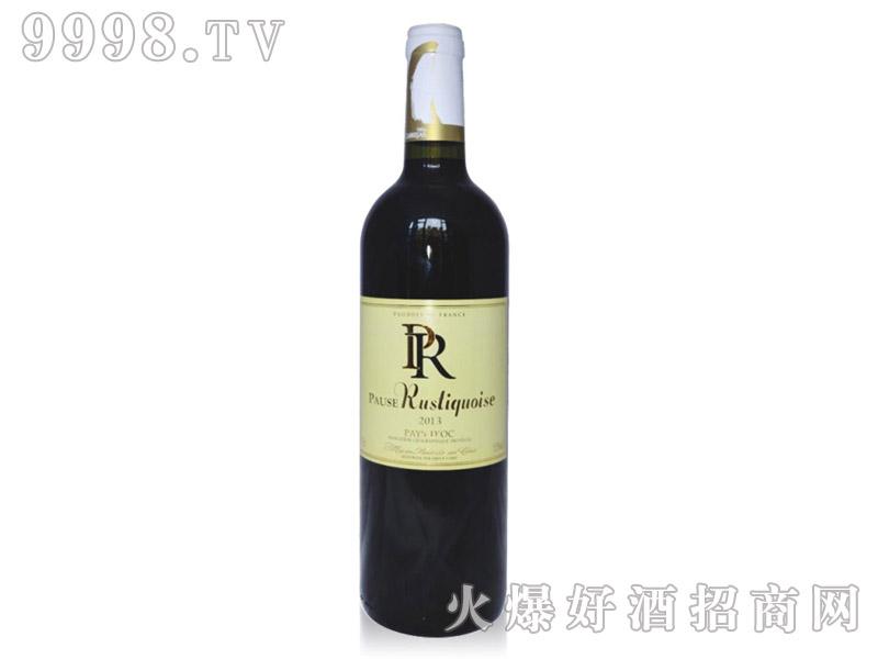 堡思IGP干红葡萄酒