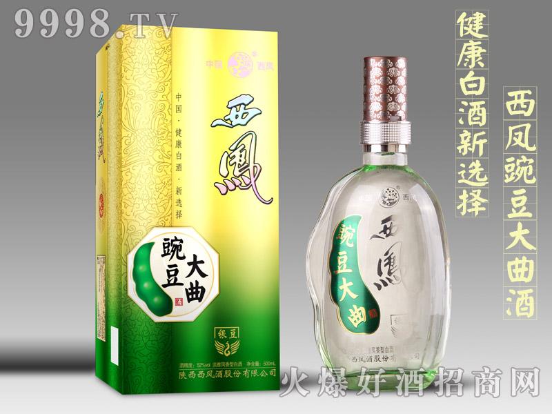 西凤豌豆大曲酒・银豆