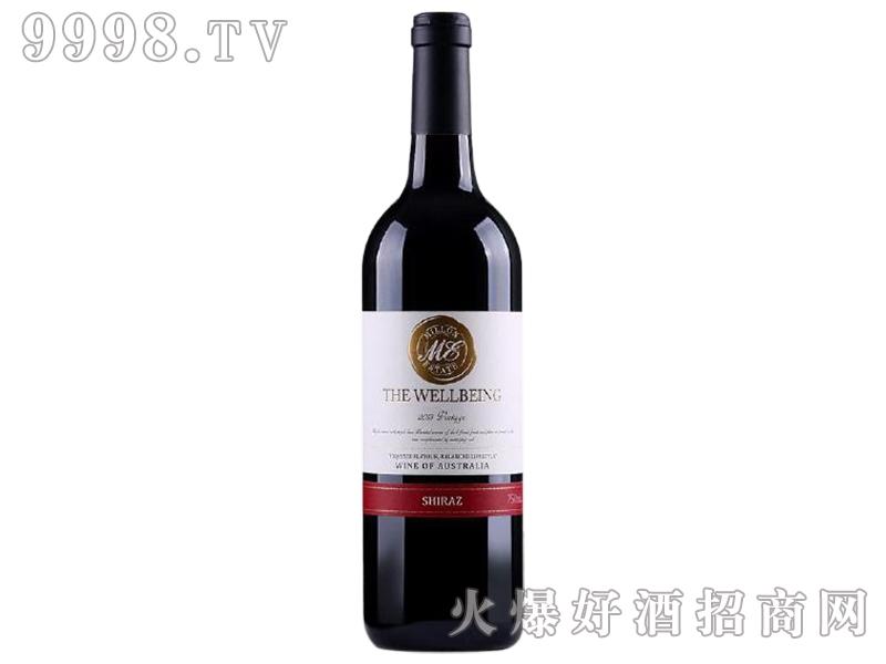 米隆庄园康乐色拉子干红葡萄酒2013