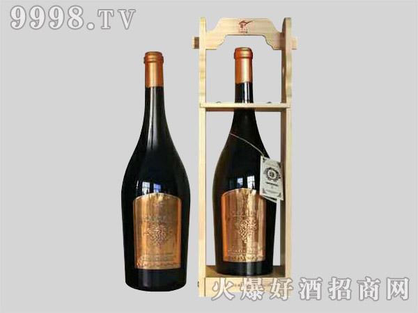 万通利王山葡萄酒