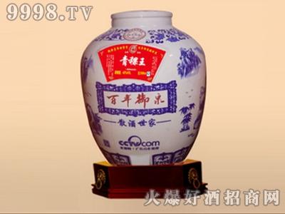 百年御泉酒青稞王