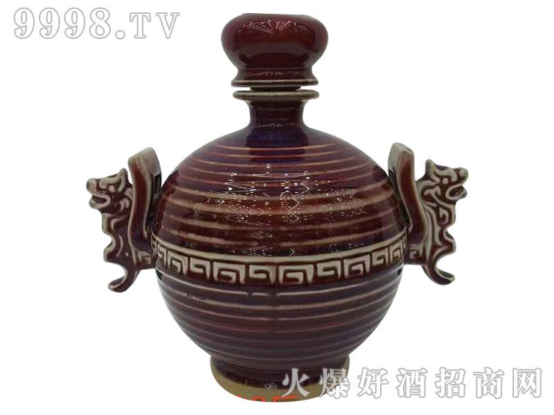 古家百年酒祥龙鼎3斤(无底座)