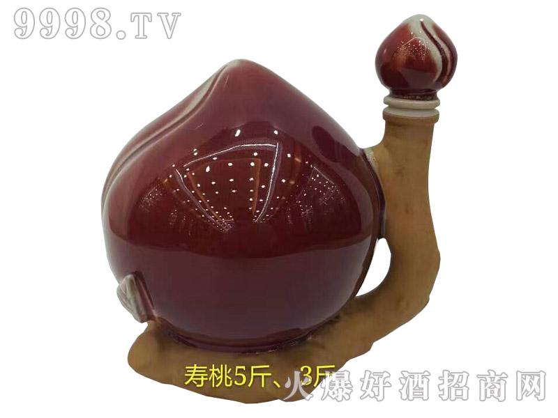 古家百年酒寿桃5斤、3斤