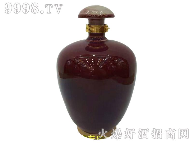 古家百年酒蘑菇坛5斤