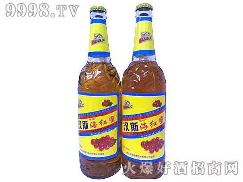 汉斯果啤酒・海红蜜