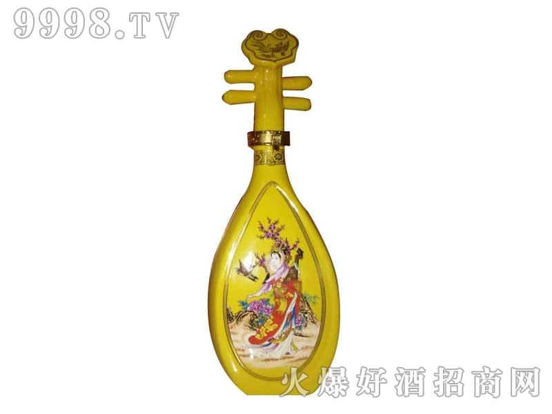 陶瓷坛装黄琵琶